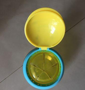 Potinho de Lanche Skip Hop Abelha - Sem faixa etaria - Skip Hop