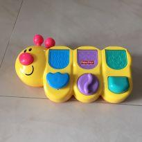 Lagarta Surpresa Fisher Price -  - Fisher Price