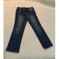 calca jeans puc tamanho 4 slim - 4 anos - PUC
