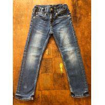 calça jeans infantil slim fit tamanho 3 a 4 anos h&m - 3 anos - H&M