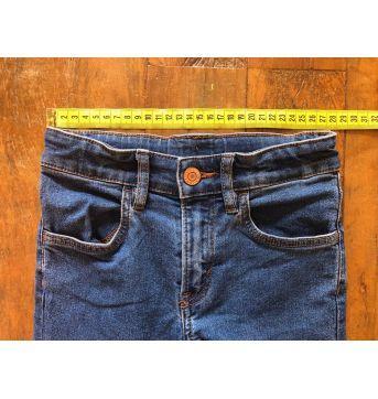 calça jeans skinny infantil tamanho 4 h&m - 4 anos - H&M