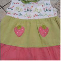 Vestido toys kids - 12 a 18 meses - Toys & Kids