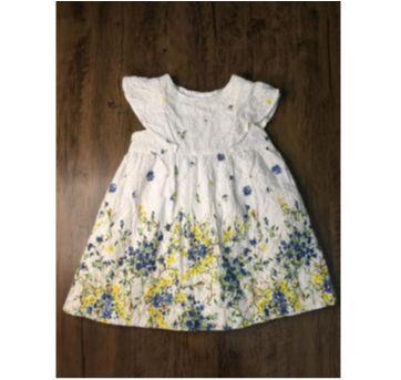 Vestido Zara - 18 a 24 meses - Zara