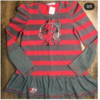 Vestido turma da malha - 6 anos - Turma da Malha