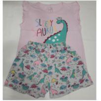 Pijama Marmelada - 8 anos - marmelada