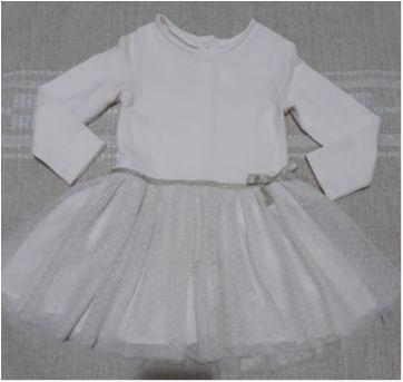 Vestido Baby Oshkosh - 3 anos - OshKosh