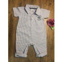 Macacão Baby Clássic - 9 a 12 meses - Baby Classic