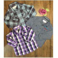 Combo de Camisas - 18 a 24 meses - Baby Club