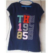 Camiseta Tommy Hilfiger - 8 anos - Tommy Hilfiger