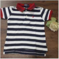 Camiseta Ralph Lauren - 18 meses - Ralph Lauren