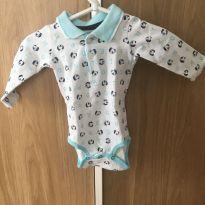 Body bebê tigor - Recém Nascido - Tigor Baby