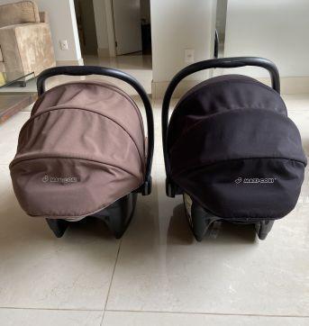 Bebê conforto MAXI-COSI MICO AP - Sem faixa etaria - Maxi Cosi Mico e Maxi Cosi Mico c base
