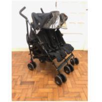 Mac Laren Twin Techno carrinho bebê / IDEAL PARA GÊMEOS, OU CRIANÇAS COM PEQUENA -  - MacLaren