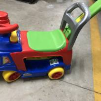 Andador 4 em 1 -  - Magic Toys