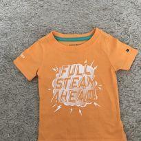 Camiseta - 3 a 6 meses - Tommy Hilfiger