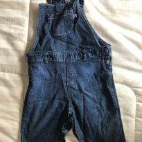 Macacão Jeans - You - 6 a 9 meses - YOU