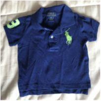 Camisa Polo Ralph Lauren - 9 meses - Ralph Lauren