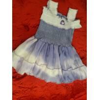 Vestido de praia 6M - 6 meses - Nacional