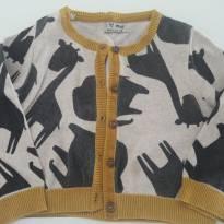 blusa tricot - 18 a 24 meses - Importada