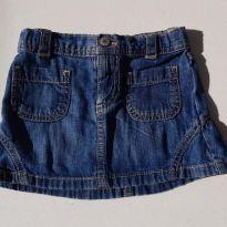 Saia linda jeans - 2 anos - Old Navy (USA)