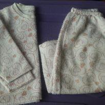 Pijama quentinho 1 ano - 1 ano - Tagarela
