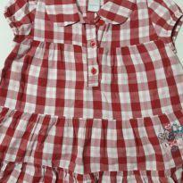 Vestido Lindo - 4 anos - Fuzarka