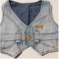 Colete Jeans - 4 anos - Lilica Ripilica