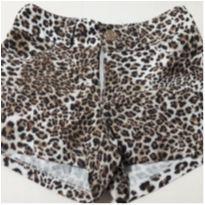Shorts de Onça - 4 anos - Vrasalon