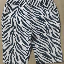 Bermuda Zebra - 12 a 18 meses - Gymboree