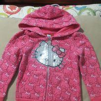 Casaco Hello Kitty Rosa - 2 anos - Hello  Kitty