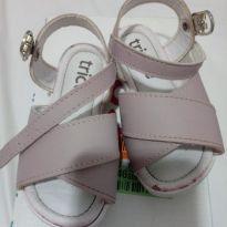 Sandália rosa - 22 - Tricae