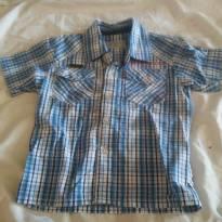 Camisa tigor baby - 9 a 12 meses - Tigor Baby