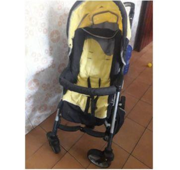 Carrinho e bebê conforto - Sem faixa etaria - Infanti