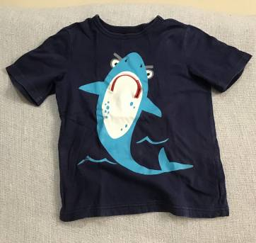 Camiseta - 5 anos - GAP