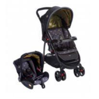 Carrinho de Bebê Travel System Nexus Preto - Cosco -  - Cosco