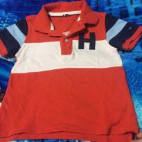 Polo tommy - 18 meses - Tommy Hilfiger