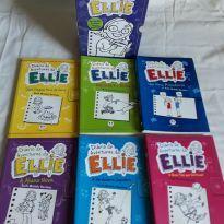 Diário de aventuras da Ellie com 5 livros -  - Sem marca