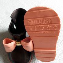 Botinha mini melissa original tam. 17/18 - 18 - Melissa