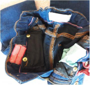 Calça jeans com lycra Zara - 3 anos - Zara