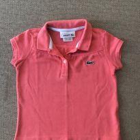 Camisa Polo - 2 anos - Lacoste
