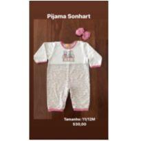 Pijama Sonhart - 1 ano - Sonhart