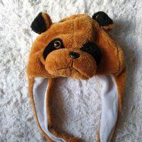 touca gorro urso infantil -  - Não informada