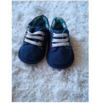 Tênis Infantil Pimpolho efeito jeans azul-marinho - 04 - Pimpolho Calçados