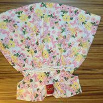 Vestido florido Kyly - 0 a 3 meses - Kyly