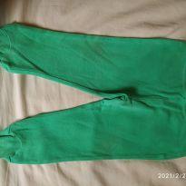 Calça verde - 3 a 6 meses - Baby Club