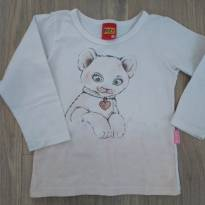 Camiseta Lilly - 18 a 24 meses - Kyly