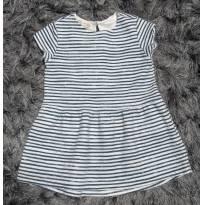 Vestido listrado Zara - 18 a 24 meses - Zara Baby