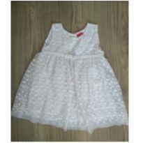 Vestido branco Renner - 1 ano - Renner