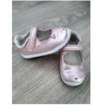 Sapato rosa - 20 - Carter`s