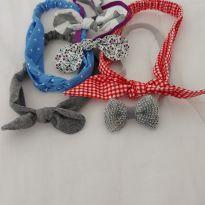 Tiaras e Laços variados -  - Sem marca